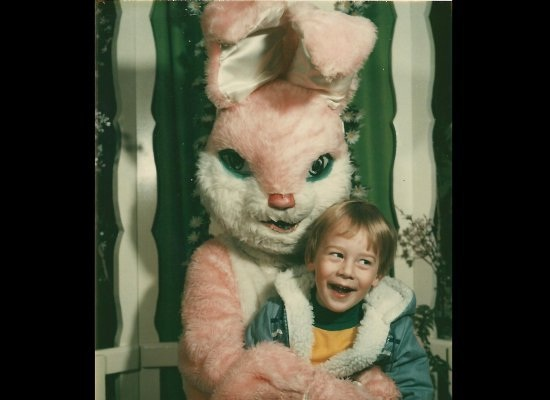 It's in the eyes-Not So Cute Easter Bunnies