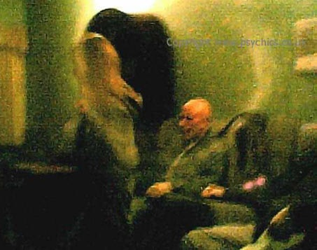 Your grandfather is a ghost-Bad Ghost Pics