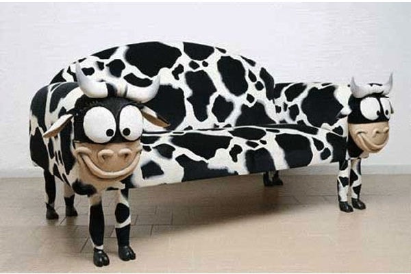 Cow-Most Awesome Couches