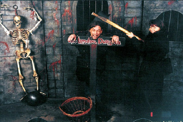 London Dungeon - London, England-Unusual And Unbelievable Underground Places