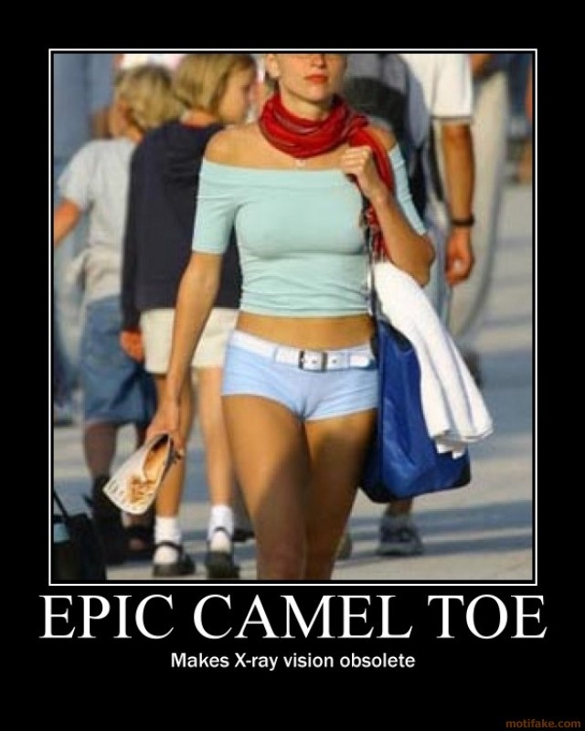 There Really Is No Shame-Funny Camel Toe Fails