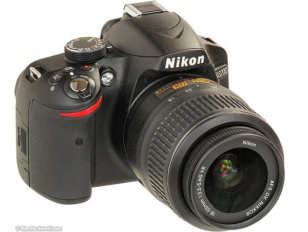 Nikon D3200-Best DSLR Cameras To Buy