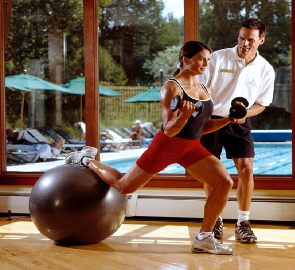 Personal Trainer-Easiest Jobs In The World