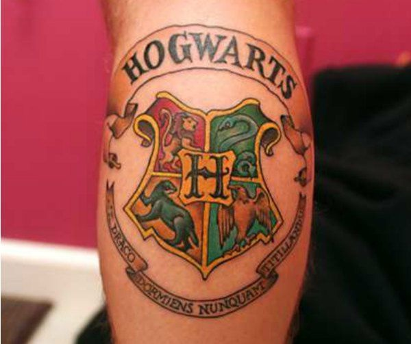 It had to be done-Best Harry Potter Tattoos