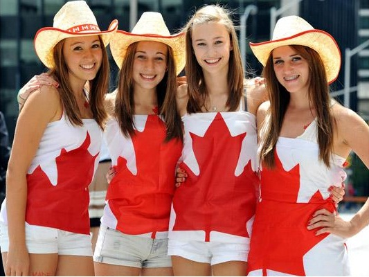 Canada-The Best Countries To Hook Up With A Girl