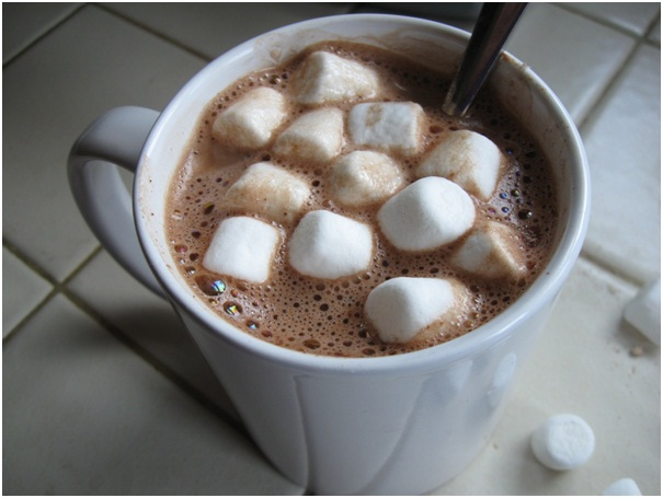 Drink Hot Drinks-Best Ways To Stay Warm This Winter
