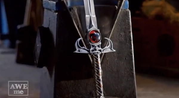 Thundercats sword-Virtual World Weapons In Reality