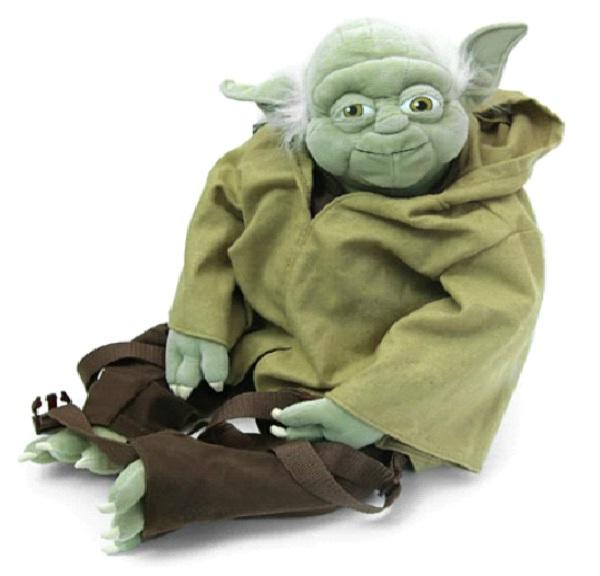 Yoda Backpack-Creative Backpacks