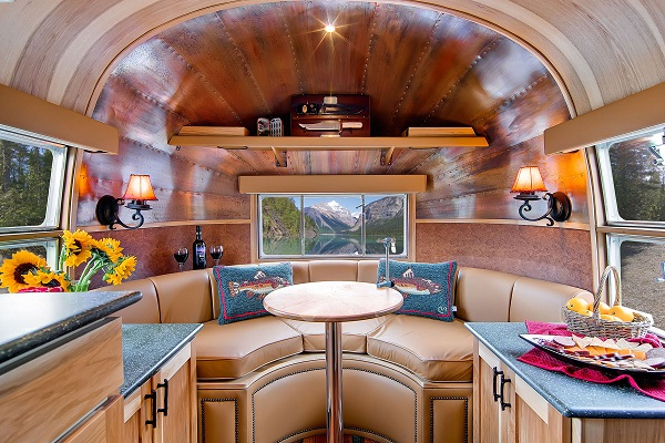 Travel Bus-Coolest Homes Made From Vehicles
