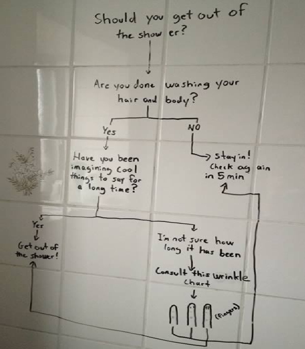Flowcharts work-Funniest Toilet Graffiti