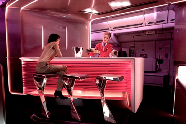 Virgin Atlantic-Most Luxurious Airlines