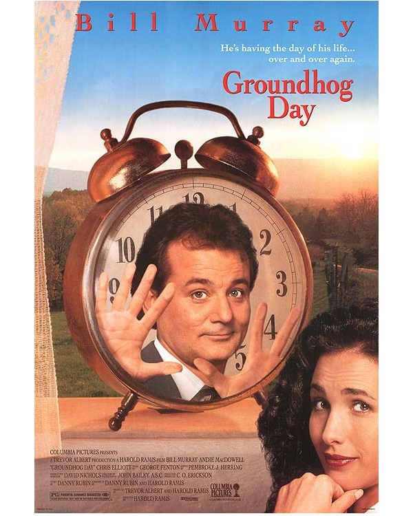 Groundhog Day-Best Comedy Movies Of All Time