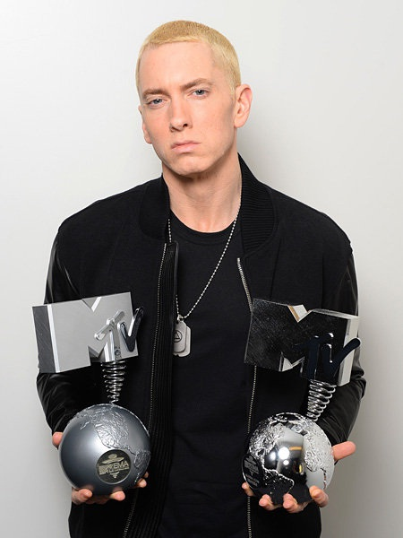 Eminem-Musicians With Very Short Temper