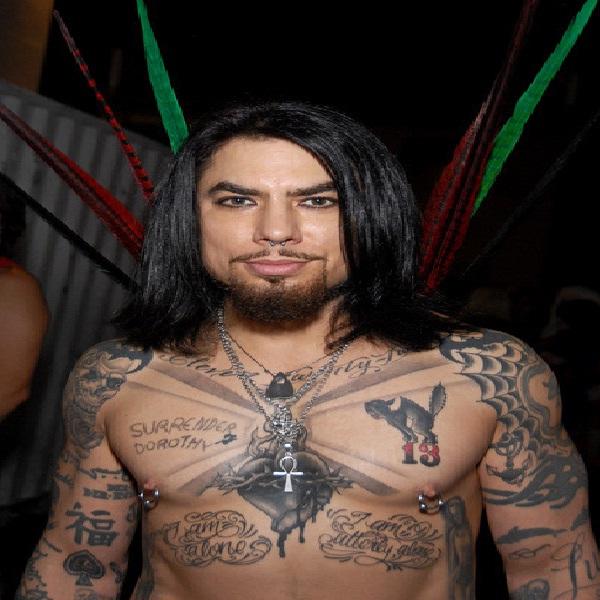 Dave Navarro-Best Celebrity Tattoos