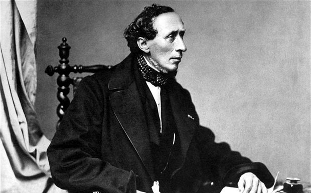 Hans Christian Anderson-Great People Who Were Also Perverts