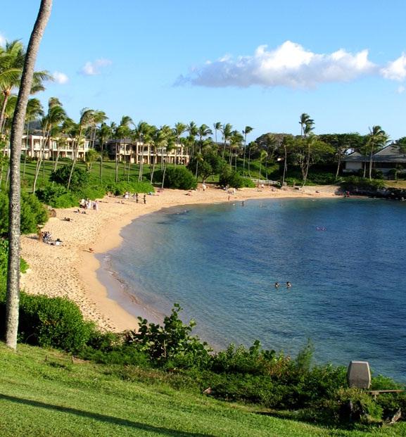 Kapalua Bay, Maui-24 Most Beautiful Wedding Locations In Hawaii