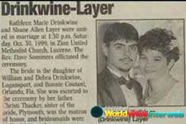 Drinkwine Layer-12 Funniest Wedding Last Name Combinations Ever