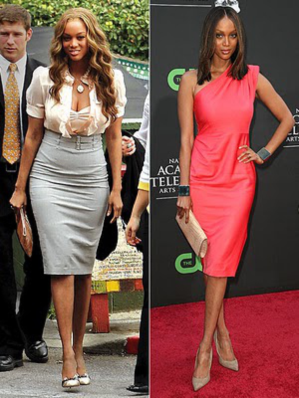 Tyra Banks-Celebs Who Lost Weight