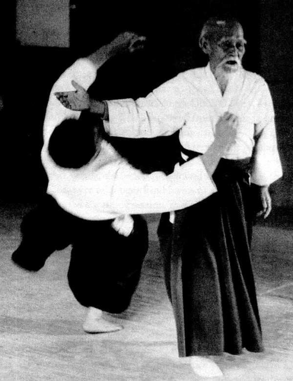 Aikido-Best Martial Arts For Self Defense