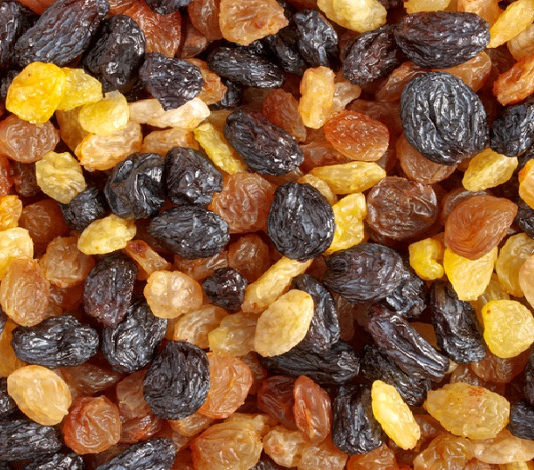 Raisins-Foods That Help Building Blood