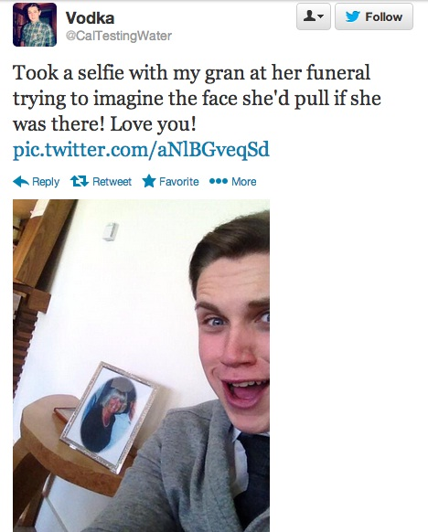 Protect Our Loved One's-Worst Funeral Selfies Ever