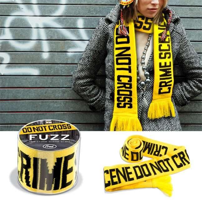 Crime scene-Insane Scarves