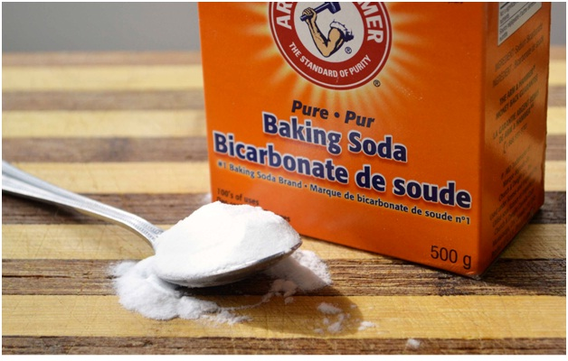 Baking Soda for your Clogged Drain-Alternative Uses Of Daily Household Items You Didn't Know