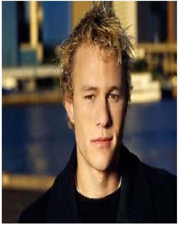 Heath Ledger 1979-2008-Celebrities Who Died Early