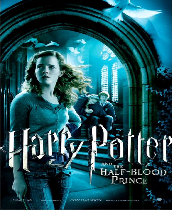Harry Potter And The Half Blood Prince - $250-Most Expensive Films Till Now