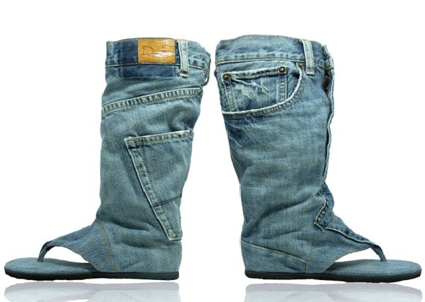 Jean boots-Worst Inventions Ever