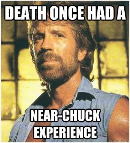 Near-Chuck Experience-12 Hilarious Chuck Norris Memes Ever