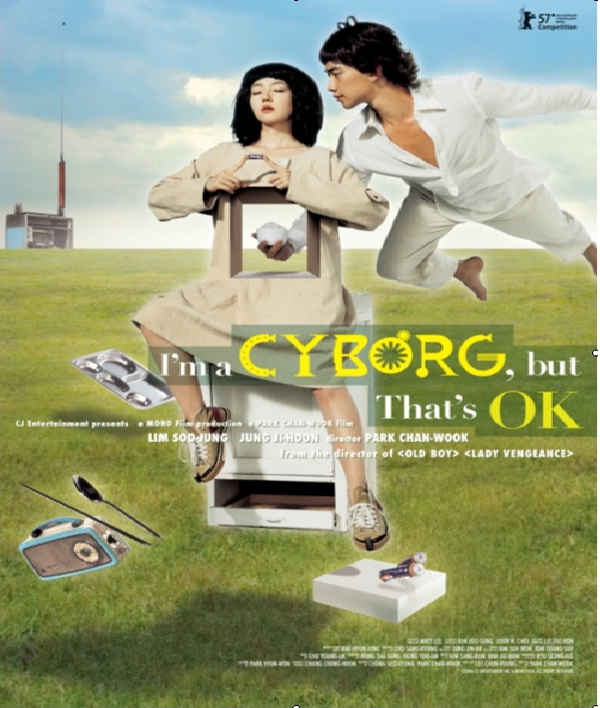 I'm a cyborg, but that's ok-Best South Korean Movies