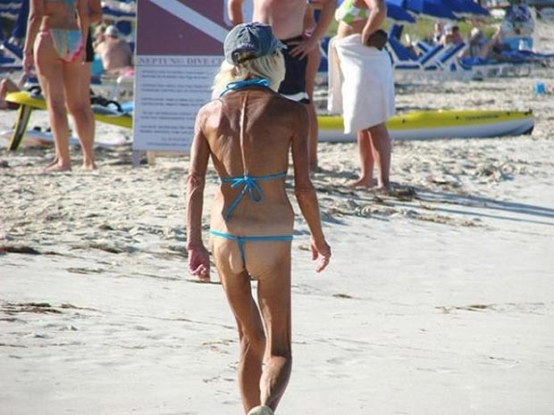 Never Say Never-12 Funniest Thong Fails Ever