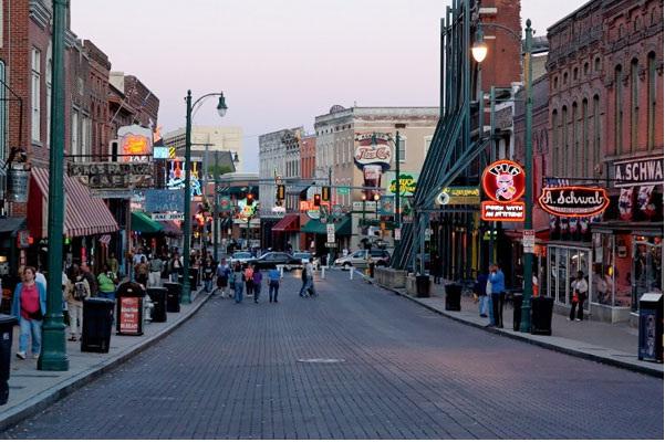 Memphis, Tenn-Most Dangerous Cities In America