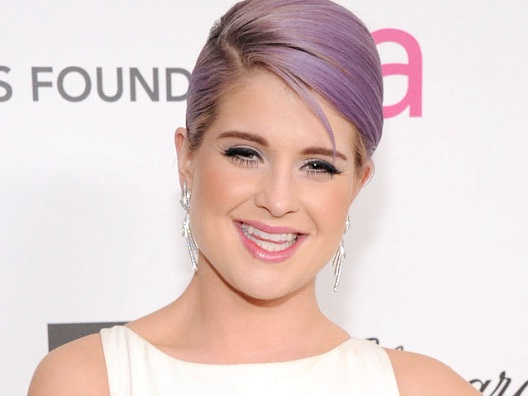 Kelly Osbourne-Celebrities Who Don't Drink At All