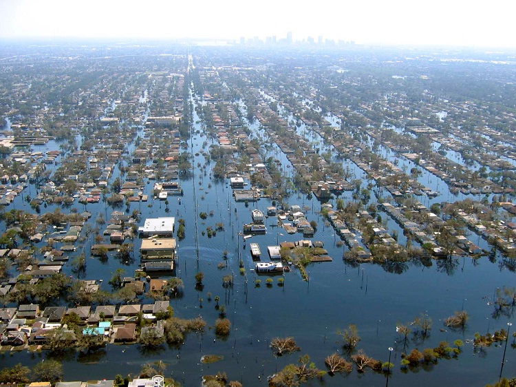 Katrina theory-Coolest Conspiracy Theories