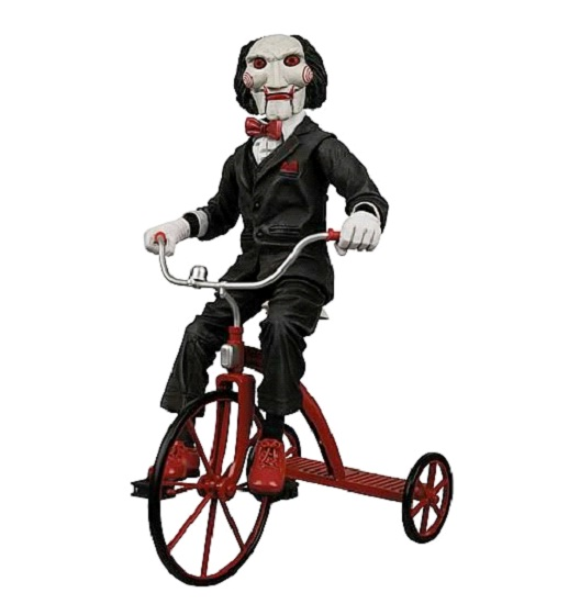 Billy The Puppet - Saw-Most Scary Demon Toys In Movies