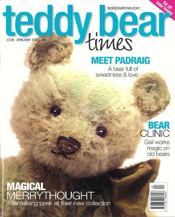 Teddy Bear Times-World's Most Bizarre Magazines