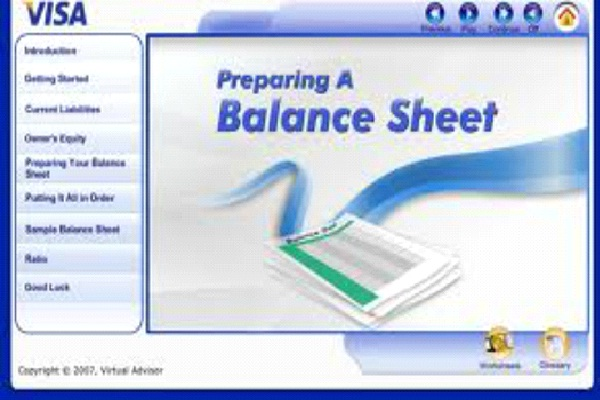 Prepare A Balance Sheet-Things To Do Before Retirement