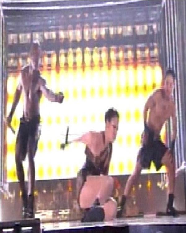 Jennifer Lopez-Hilarious Concert Fails Ever