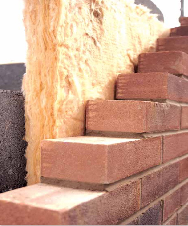 Cavity walls-Best Tips To Make Your Home Eco Friendly