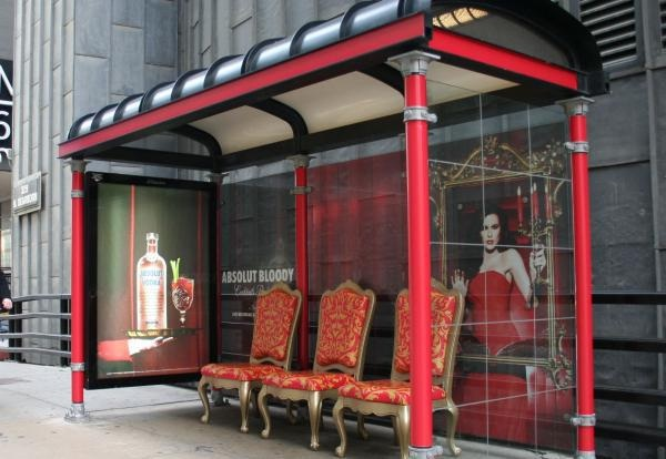 Regal And Comfortable-Cool Bus Stops Around The World