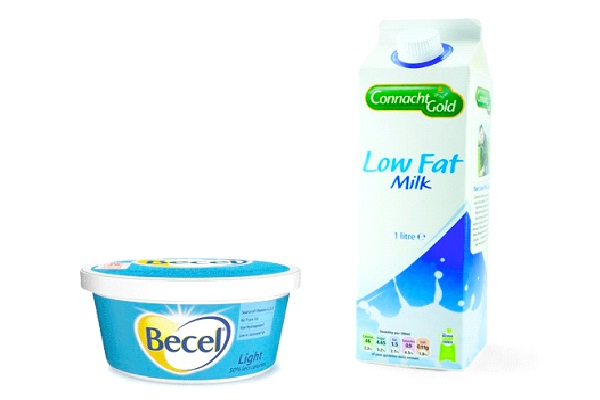 Low Fat Dairy Instead of Full Fat Dairy-Healthy Food Alternatives To Your Daily Food
