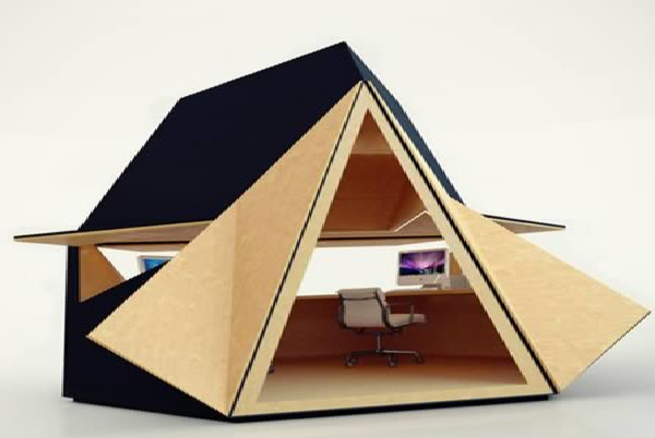 Clever Design-Coolest Cubicles And Work Spaces