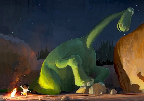 The Good Dinosaur-Upcoming Disney Pixar Movies