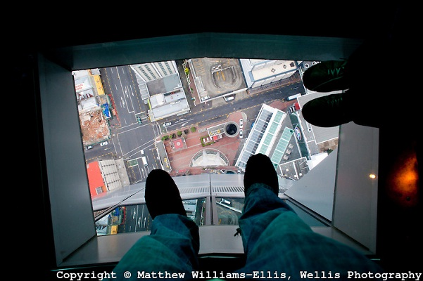 Sky Tower, Auckland-Breathtaking Viewing Platforms Around The World