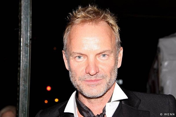Sting-Celebs Who Support Environmental Causes