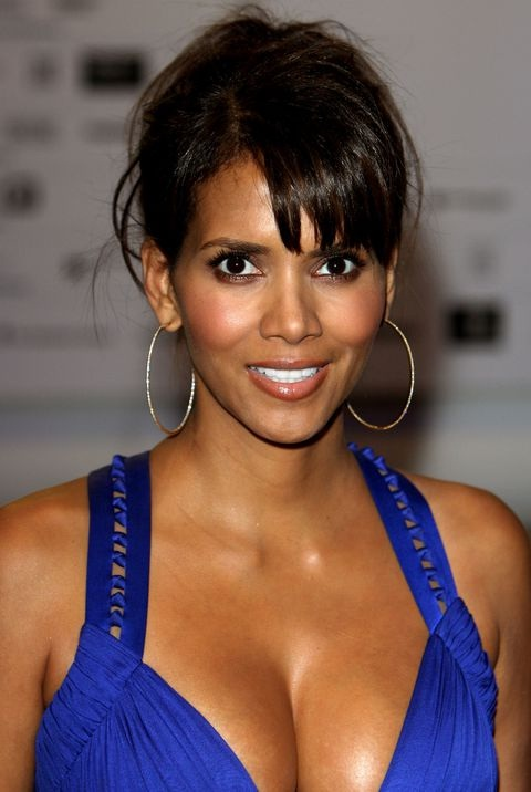 Halle Berry-Celebs Who Have Fantastic Hair