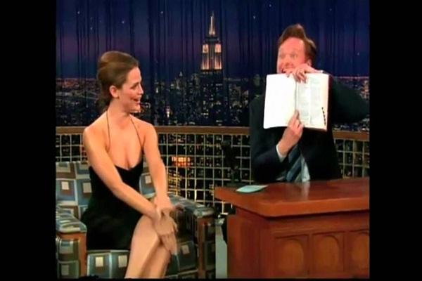 Jennifer Garner-Funniest Conan O'Brien Moments