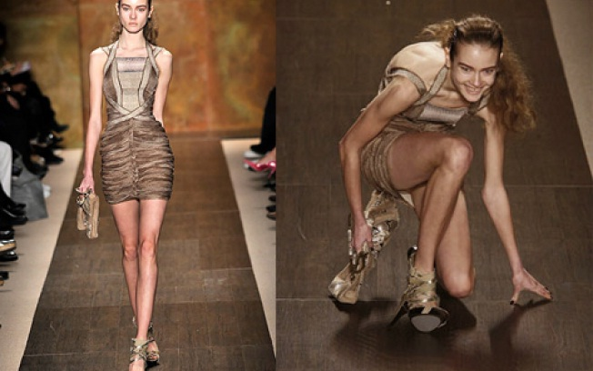 The Catwalk Mood-12 Funniest Catwalk Fails